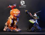 【Pre order】GT Studio One-Piece Luffy 1:6 Scale Resin Statue Deposit