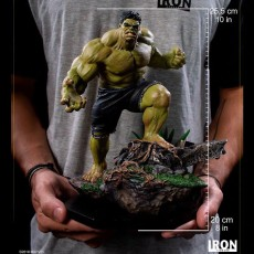 【In Stock】Hulk BDS Art Scale 1/10 - Avengers: Infinity War - Iron Studios Presale