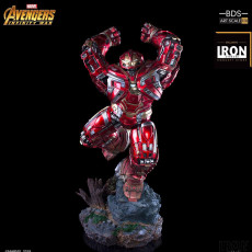 【In Stock】Iron Studio Marvel Iron Man Hulkbuster Resin Statue