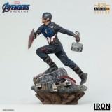 【Pre order】Iron Studio Captain America BDS Art Scale 1/10 - Avengers: Endgame Deposit