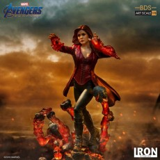 【Pre order】Iron Studio Scarlet Witch BDS Art Scale 1/10 - Avengers: Endgame Deposit