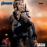 【Pre order】Iron Studio Black Panther BDS Art Scale 1/10 - Avengers: Endgame Deposit