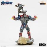 【Pre order】Iron Patriot & Rocket BDS Art Scale 1/10 - Avengers: Endgame Deposit