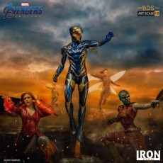 【Pre Order】Iron Studio Pepper Potts in Rescue Suit BDS Art Scale 1/10 - Avengers: Endgame Deposit