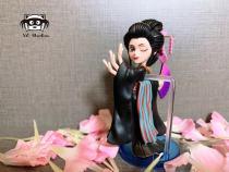 【Pre Order】A+ Studio One-Piece Geisha Robin WCF Resin Statue Doposit