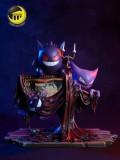 【Pre Order】Moon Shadow Studio Pokemon Gengar Family Resin Statue Deposit