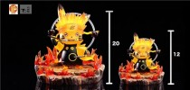 【In Stock】Tumbler Studio × TiaoPi Studio Pokemon Pikachu COS Naruto Resin Statue
