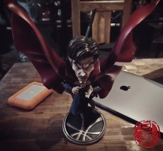 【Pre order】Cola Custom Made Marvel Series Doctor Strange SD Scale