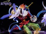 【Pre Order】DIMWNSION POWER Studio Digital Monster Pimon 1/6  Resin Statue Deposit