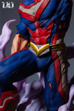 【In Stock】TNT Studio My Hero Academia All Might  Symbol Of Peace 1/6 Resin Statue