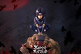 【In Stock】Five Studio Naruto Uchiha Itachi The assassination of the night WCF Resin Statue