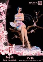 【In Stock】NEO Studio One-Piece Boa Hancock The Spring Cheongsam 1:4 Resin Statue
