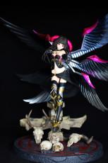 【Pre order】MABELL The original Character Fallen Angel Lucifer Resin Statue Deposit