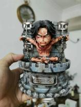 【In Stock】PT Studio One-Piece Portgas·D· Ace SD Scale Resin Statue