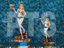 【Pre order】PT Studio One-Piece Nami 1:6/1:4 Scale Resin Statue Deposit