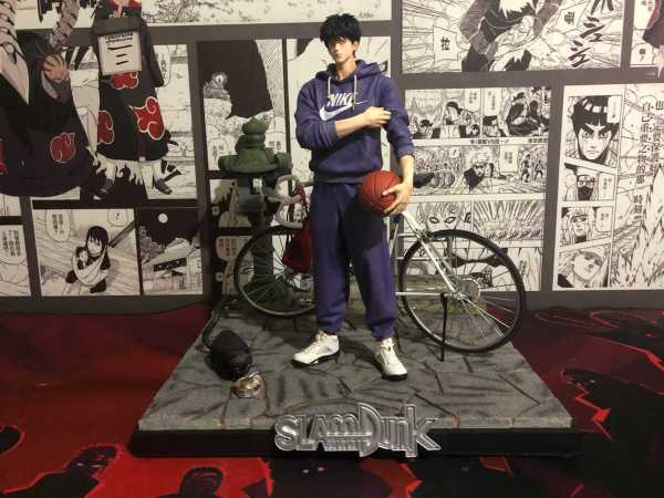【In Stock】ESPADA Studio SLAM DUNK(スラムダンク) Rukawa Kaede 1:6 Resin Statue