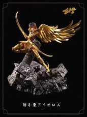 【Pre order】Golden shovel Studio Saint Seiya Aiolos Sagittarius 1/6 Scale Resin Statue Deposit