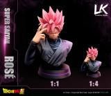 【Pre order】LK Studio Dragon Ball Rose Goku Bust Resin Statue Deposit