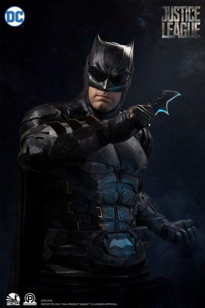 【Pre order】INFINITY Studio DC Universe Batman Life Size Bust (Copyright) Deposit