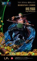 【In Stock】UA Studio One Piece Roronoa Zoro Log Collection 1:4 Scale  Resin Statue (Copyright)