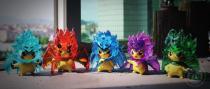 【In Stock】N2 Studio Pikachu Cos Susanoo Resin Statue for 5 Characters