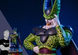 【In Stock】X-Studio Dragon Ball Z Perfect Cell 1:3 Scale Resin Statue