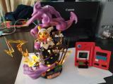 【In Stock】ZN Studio Pokemon Halloween Pikachu  Resin Statue