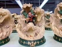 【In Stock】BBT Studio One-Piece Sir Crocodile SD Scale Resin Statue