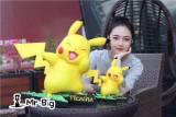 【Pre order】Mr Big Studio Pokemon Pikachu Smiling Resin Statue Deposit