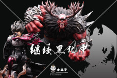 【In Stock】PrinceKin Studio One-Piece Chopper cos Hulk Red Resin Statue
