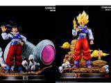 【Pre order】Figure Class Dragon Ball Z SpaceShip Goku SSJ3 1:6 Resin Statue Deposit
