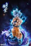 【Pre order】XPIC FIELD STUDIO Dragon Ball Super Goku Migatte no Gokui 1:4 Resin Statue Deposit