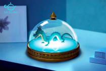 【In Stock】SD Studio Dragon Ball Z The Reborn Dragon Resin Statue