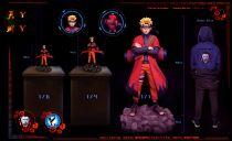 【In Stock】Leo Of Sky Studio Uzumaki Naruto  Resin Statue
