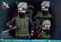 【Pre order】Best Hero Studio Naruto Kakashi 1:4 Scale Resin Statue Deposit