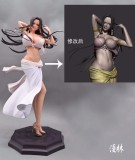 【In Stock】MZL Studio One-Piece Boa Hancock Sexy Clothing 1:4 Resin Statue