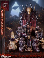 【Pre order】Cat Fish Studio Warcraft3/Dota Garrosh Hellscream 1/4 Resin Statue Deposit