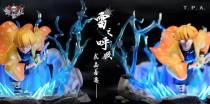 【Pre order】 TPA Studio Demon Slayer:Agatsuma Zenitsu Thunder of breathing Resin Statue Deposit