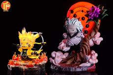 【Pre order】TiaoPi Studio Pokemon Pikachu Cos Madara Resin Statue Deposit