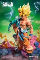 【Pre order】Sculpting Soul Studio Dragon Ball Z Super Saiyan Kakarotto Goku  1:6 Resin Statue Deposit