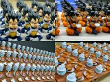 【In Stock】A+ Studio DragonBall Foodie Goku&Vegeta WCF Resin Statue