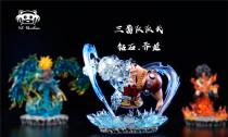 【Pre order】YZ Studio One Piece Yonko White Beard Edward Newgate Family Series Diamond Jozu WCF Scale Resin Statue