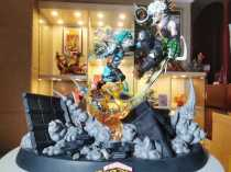 【In Stock】SHOGUN Studio My Hero Academia Deku vs Bakugo 1:6 Resin Statue