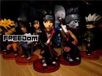 【Pre order】FREEDOM STUDIO Naruto Uchiha Itachi&Hoshigaki Kisame WCF Scale Resin Statue Deposit