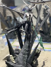【In Stock】Blackwing Studio BLEACH Espada Ulquiorra cifer 1:6 Scale Resin Statue