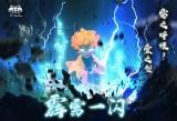 【In Stock】Yz Studio Demon Slayer:Agatsuma Zenitsu Thunder of breathing Resin Statue