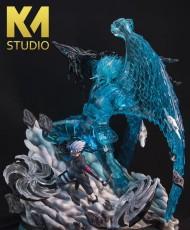 【In Stock】KM Studio Naruto Hatake Kakashi 1:8 Scale Resin Statue