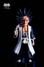 【Pre order】YZ Studio BLEACH Gotei 13 Resonance Series Zaraki Kenpachi WCF Scale Resin Statue Deposit