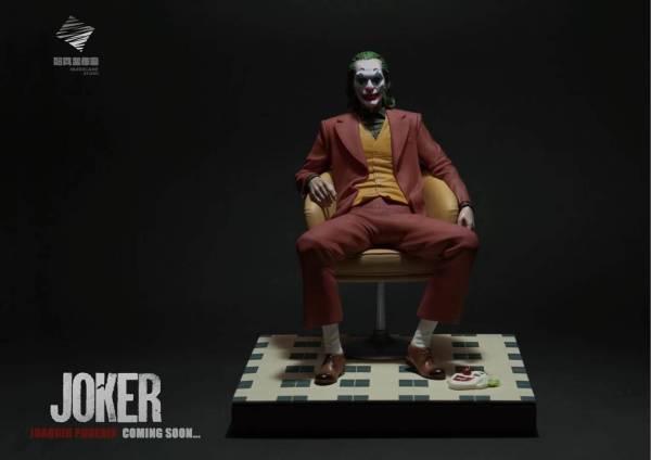 【Pre order】Hurricane Studio DC Joker Resin Statue Deposit