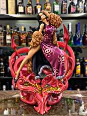 【In Stock】Unique Art One Piece Boa Hancock Log Collection 1:4 Scale (Copyright) Resin Statue